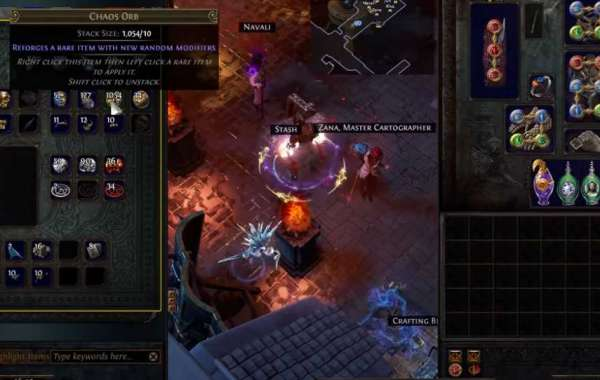 PoE Exalted Orbs Farming Guide 2020